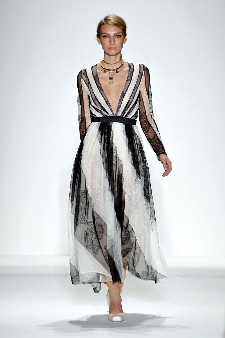 Gold n white dress zimmerman