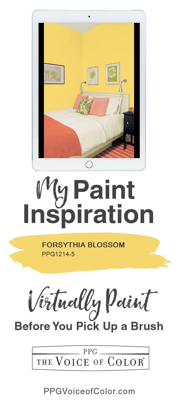 Ppg Pittsburgh Paints Paint Your Own Room Visualizer