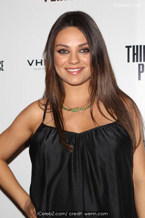 Mila Kunis Los Angeles Premiere of