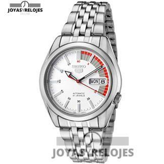 ⬆️😍✅ Seiko SNK369 😍⬆️✅ Colosal ejemplar perteneciente a la Colección de RELOJES SEIKO ➡️ PRECIO 95 € Disponible en 😍 https://www.joyasyrelojesonline.es/producto/seiko-snk369-reloj-analogico-automatico-unisex-con-correa-de-acero-inoxidable-color-plateado/ 😍 ¡¡Corre que vuelan!! #Relojes #RelojesSeiko #Seiko Compralo en https://www.joyasyrelojesonline.es/producto/seiko-snk369-reloj-analogico-automatico-unisex-con-correa-de-acero-inoxidable-color-plateado/