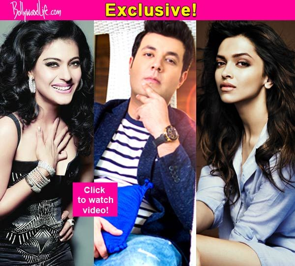 Varun Sharma would marry his Dilwale co-star Kajol while hook up with Bajirao Mastanis Deepika Padukone  watch video!