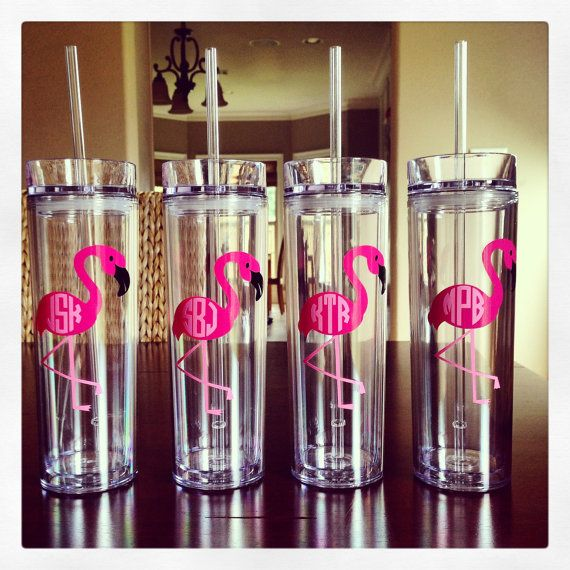 The anchor glass!  Personalized 15 oz Skinny Tumbler by Dawlens on Etsy, $13.00