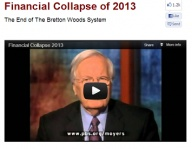 Financial Collapse of 2013
