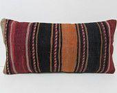 12x24 oriental kilim pillow case sofa cushion turkish fabric kilim pillow sham bed decorative pillow west throw pillow lumbar pillow 26544