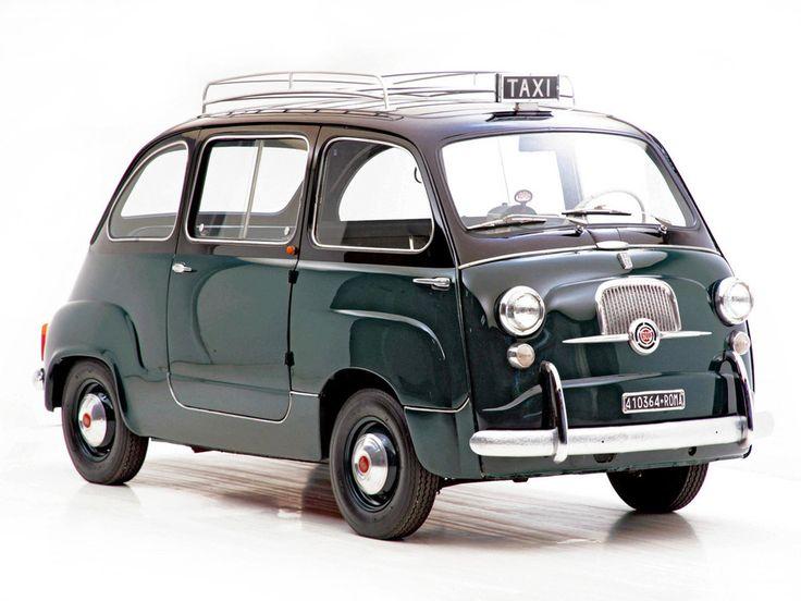 FIAT : 600