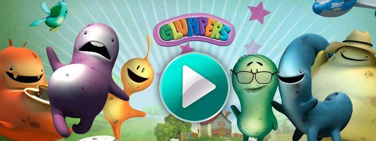 Videos de dibujos animados para niños, Los Glumpers es una divertida comedia de animación. 6 amiguitos que viven juntos y siempre les suceden situaciones chistosas. Tiene personalidades muy distintas y sus historias siempre acaban siendo un caos. Dibujos divertidos para niños, caricaturas cómicas online, Divertidos vídeos para no parar de reir en familia!