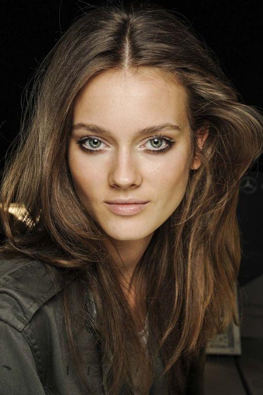 23 not-so-boring shades of brunette - Vogue Australia