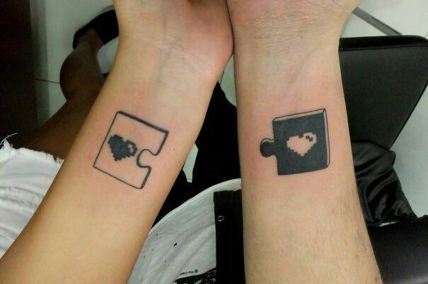 #amor #pareja #tattoo