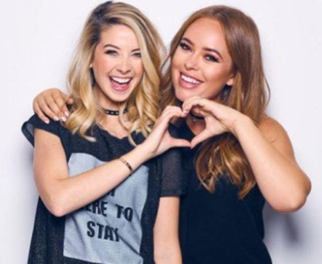 Zoe and Tanya ❤️