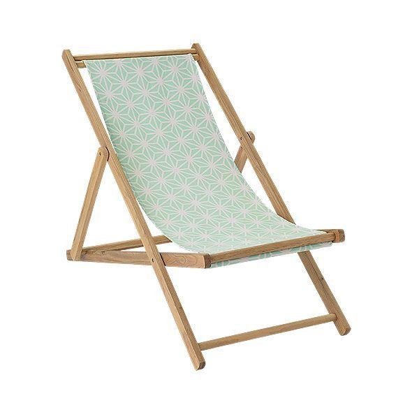 Zahradní lehátko Mint chair | Nordic Day