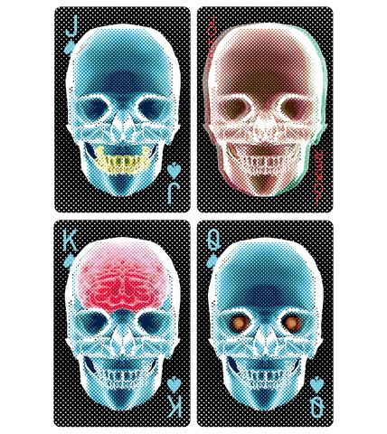 Deck of Cards X Ray | Cool Gift Ideas | Gifts for him | HOTTT.COM