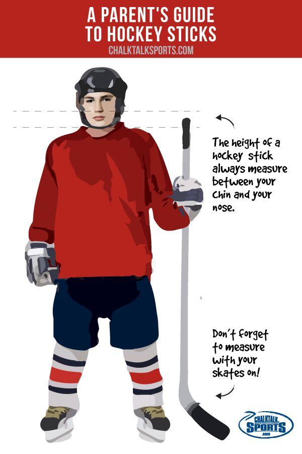 Find The Right Hockey Stick Length Hockey Stick Hockey Sports