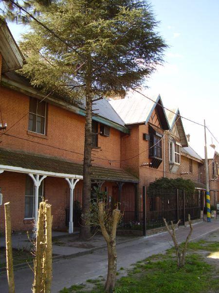English Neighborhood in Rosario.