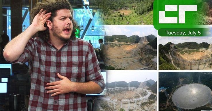 Crunch Report | Largest Radio Telescope Ever Built  Suiteness wants you to stay in suites instead of regular hotelrooms  7 hours ago by Fitz Tepper  On-demand staffing startup HourlyNerd lands $22 million SeriesC  9 hours ago by Ron Miller  Silent Circle silently snuffs out its warrant canary  but claims its a businessdecision  16 hours ago by Natasha Lomas  Five days of Etsy payment processing outages have merchantsflipping  1 hour ago by John Mannes  China invests in the hunt for aliens…