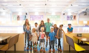 Groupon - Skating, Pizza, and Soda for Two or Four, or One Day of Summer Camp at Rollin' 253 Skate Center (Up to 50% Off)  in Tacoma. Groupon deal price: $14