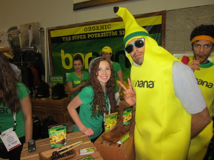 Barnana knows how to party at Natural Products Expo West!