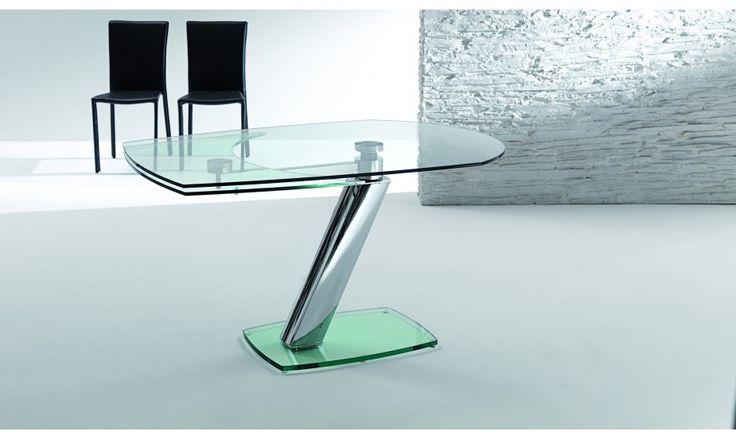 17 meilleures images propos de table en verre sur for Table en verre italienne