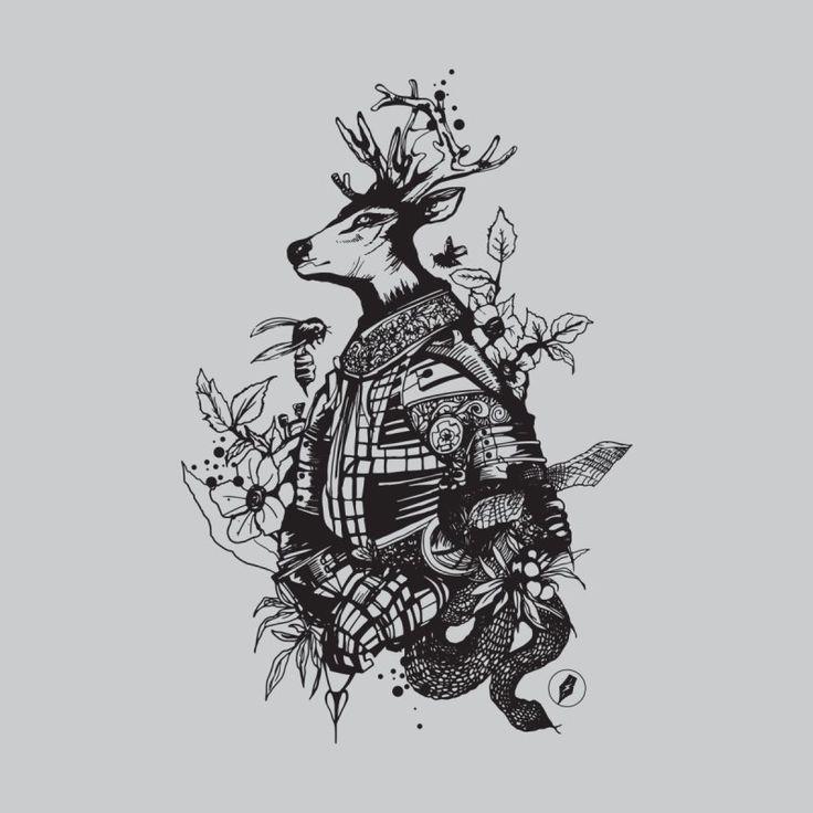 Deer - King