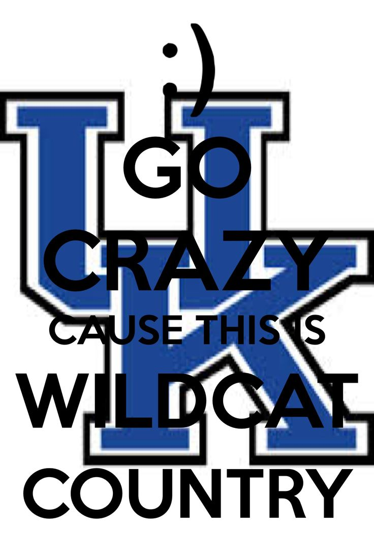 84 best kentucky wildcats images on pinterest kentucky go crazy cause is is wildcat country wildcats basketballkentucky basketballkentucky wildcatskentucky derbyuniversity sciox Gallery