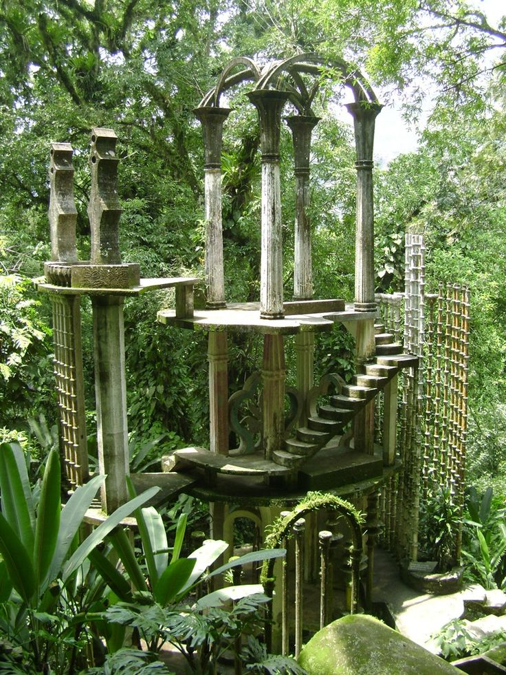 LAS POZAS DE EDWARD JAMES, XILITLA