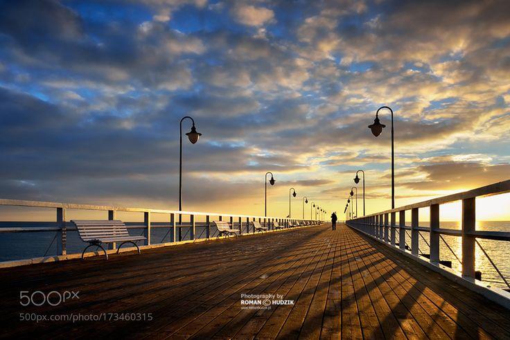 Gdynia Orłowo - Poland by rh17. Please Like http://fb.me/go4photos and Follow @go4fotos Thank You. :-)