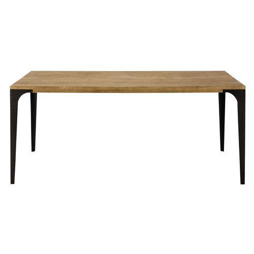 500,- €, Esstisch aus massivem Mangoholz, B 180cm