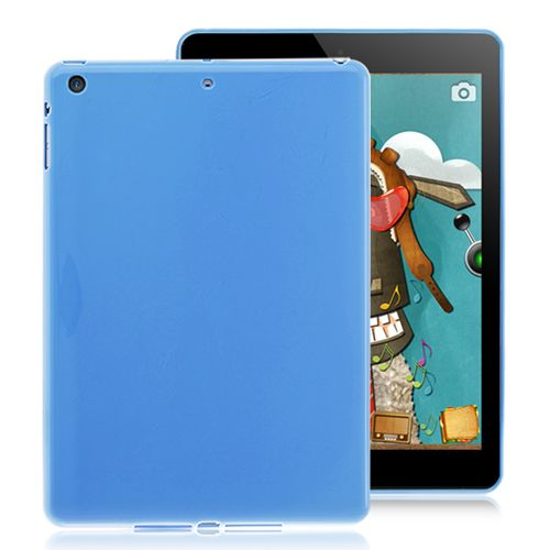 New TPU Solid Colorful Case Cover for iPad Air - Blue Color #ipadaircase #ipadair #ipadcase #casecover #tpucase #colorfulcase #popularcase #bestoftheday #300likes #photooftheday #pinterest #lovelycase #cute #colorful #case #cellz.com #cheapcase $1.98