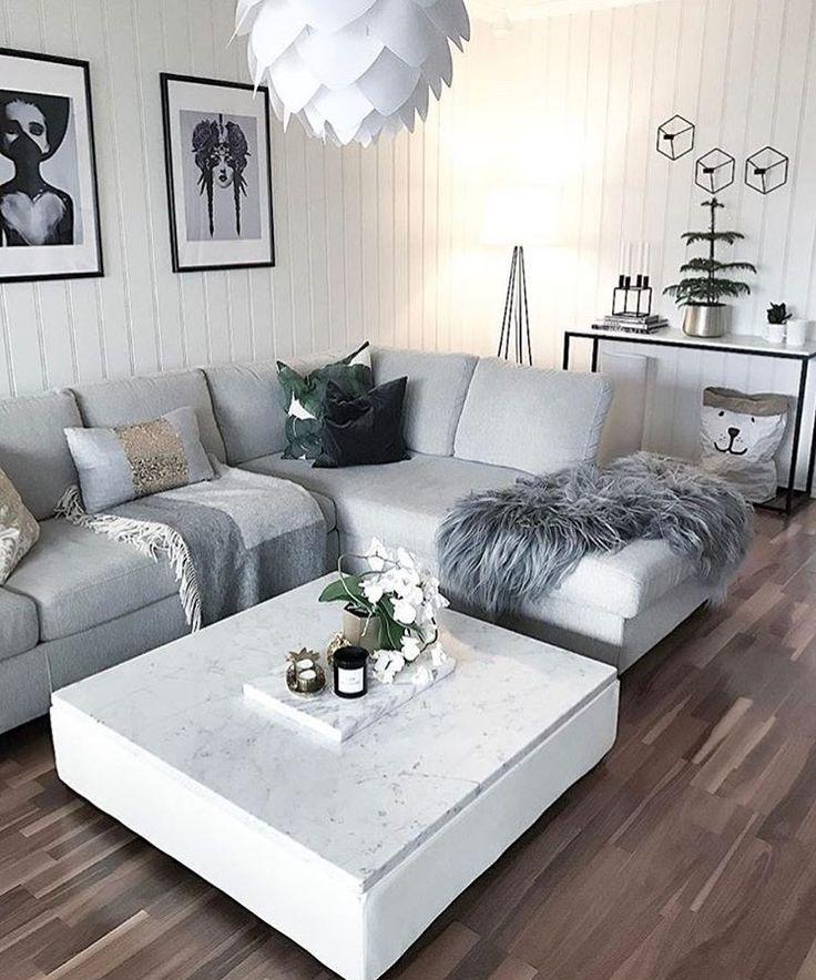 Nordic Interior Design, Photo Credit, Living Room