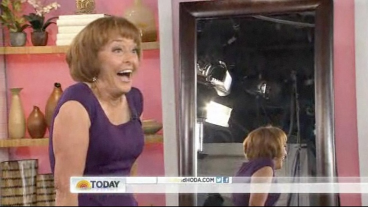 Caveman Makeover On Today Show : Today show ambush makeovers before and after