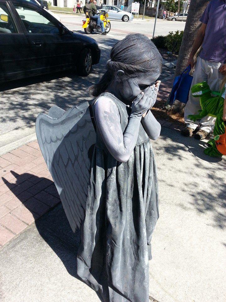 Daughter's Halloween Costume - Imgur