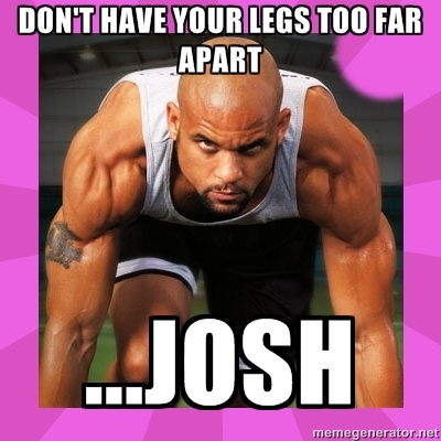Ha! Love Shaun T! @Sam Taylor Gage this reminds me of our insanity days. <3 miss it and you!!!