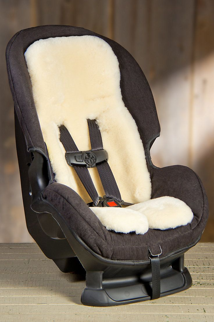 Our plush liner pads your stroller or car seat with luxurious sheepskin to keep your child warm in winter and cool in summer. Free shipping + returns.