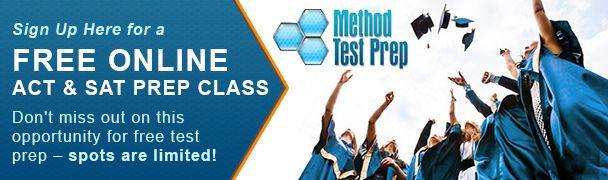 Free Method Test Prep - SAT & ACT Test Prep Solutions