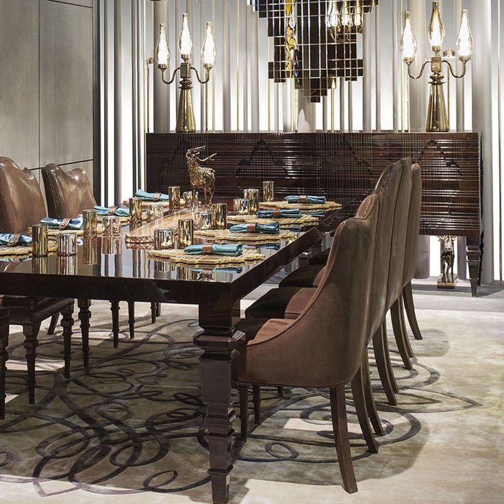 Pi di 25 fantastiche idee su sala da pranzo su pinterest mobili della sala da pranzo - Sala da pranzo classica ...