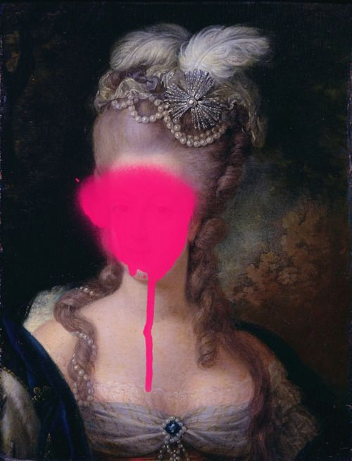 We ruin artChad Wys, Inspiration, The Queens, Marie Antoinette, Art Photography, Neon, Pretty Things, Fashion Portraits, Mary Antoinette