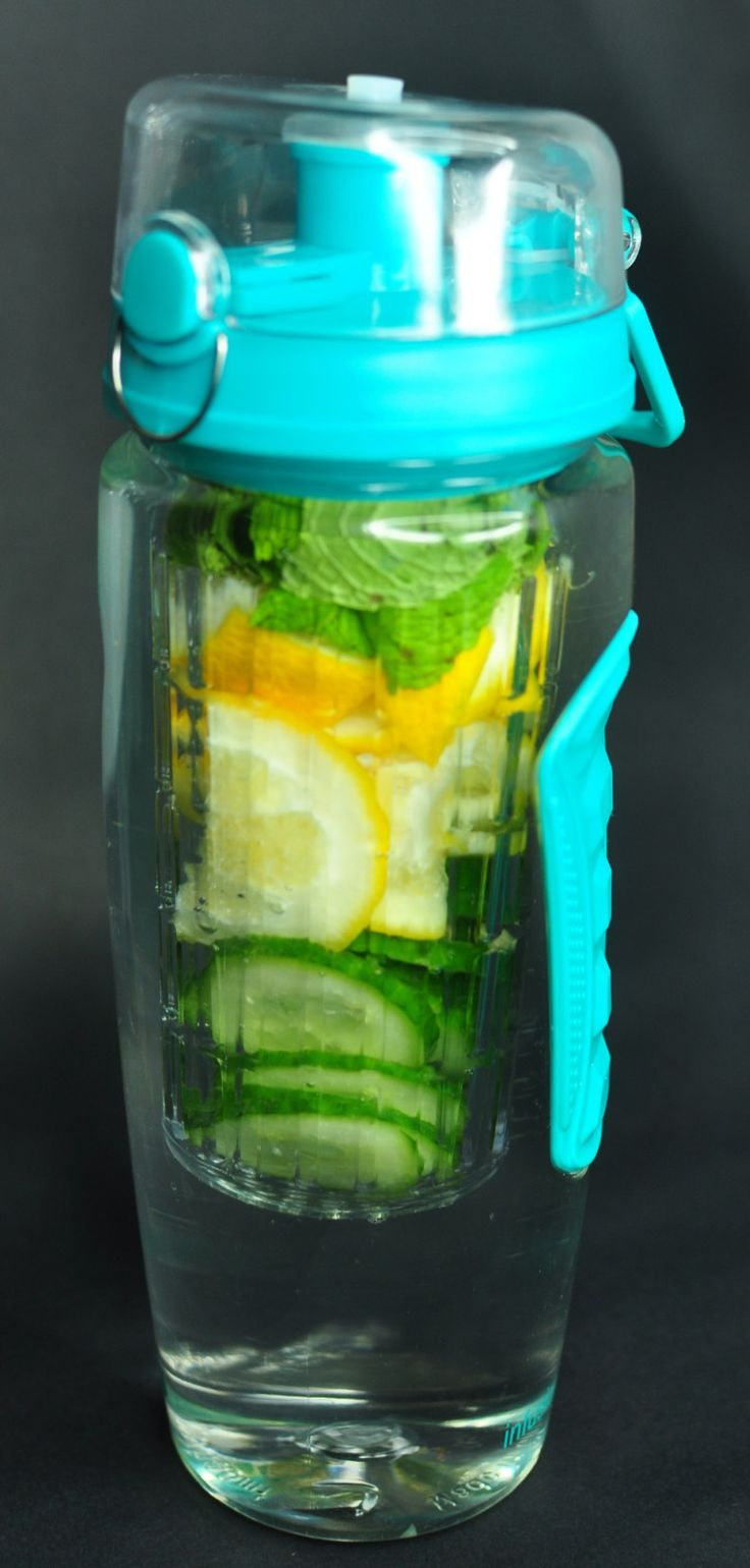Infused Waters Fruits And Vegetables And The Skin On