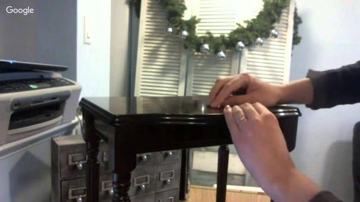 """Светлана Шамшина (Канада), с мастер-классом: """"Меловая краска как уникальное средство в создании стиля интерьера"""""""