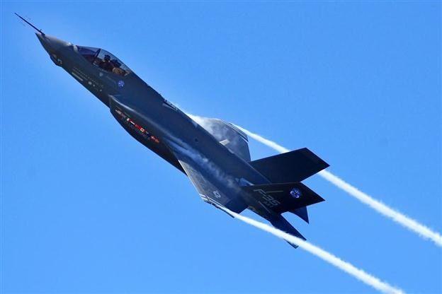 Sydkorea köper F-35 stridsflygplan