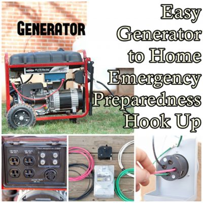 Generator for House