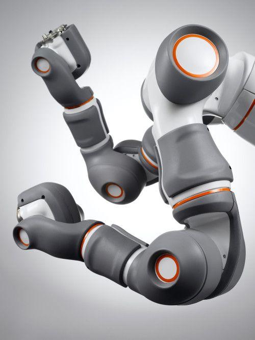 leManoosh.com design company. Here a manipulator arm.