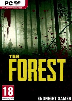 The Forest Public Alpha v0.54b Cracked - Simulation Game
