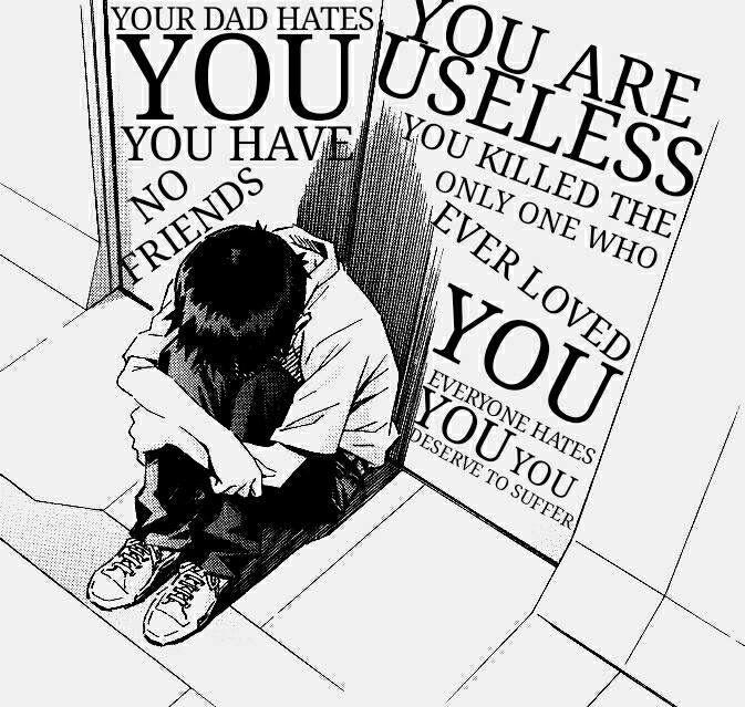 Shinji Ikari, Depression Mood, Neon Genesis Evangelion