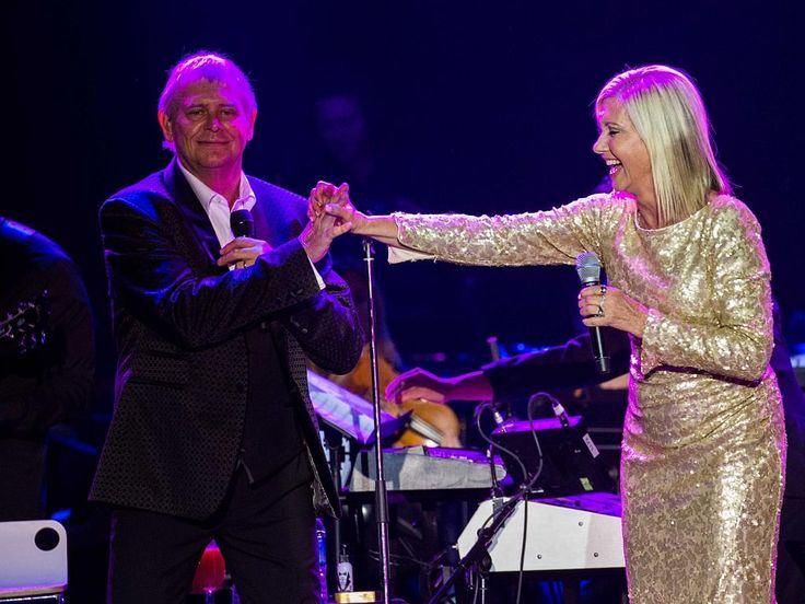 John Farnham and Olivia Newton-John perform at Margaret River's Sandalford Estate   Perth Now