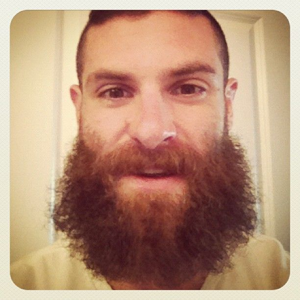 Mike Brown's beard is looking pretty awesome these days #brownbeaut
