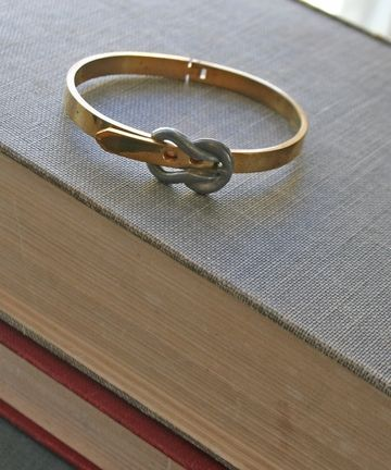 Vintage Buckle Bracelet