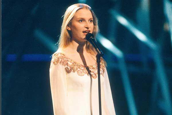 1996 Ireland Eimear Quinn - The voice