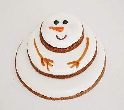 Stacked Snowman Cookie Decorating Inspiration | KW ...