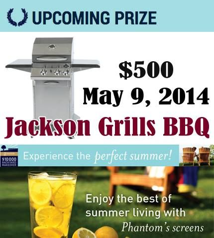 Don`t wait! Enter to win our $10,000 Backyard Makeover to ...