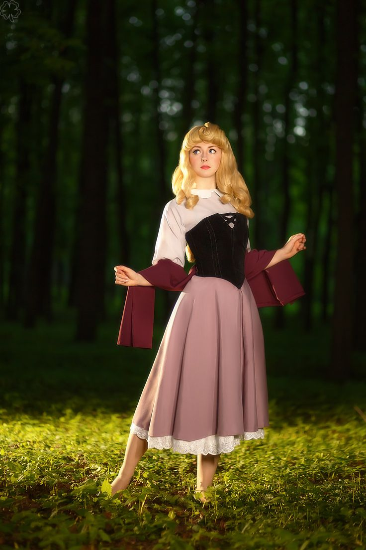 """Forest Princess by La-Clover.deviantart.com on @DeviantArt - Aurora from """"Sleeping Beauty"""", uploaded by the photographer"""
