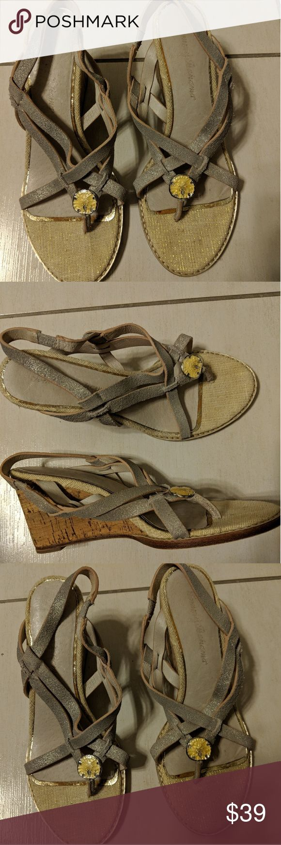 Tommy Bahama sandals Beautiful Tommy Bahama sandals, I used them a few times fo…